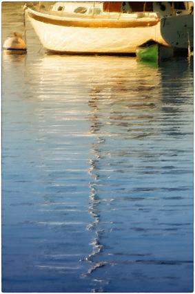 Grand Marais sailboat